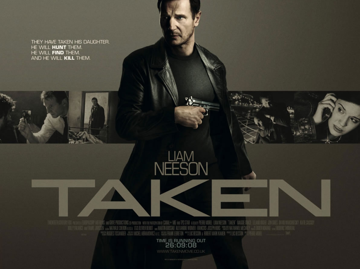 Film Club: Taken – what about the twinkie?