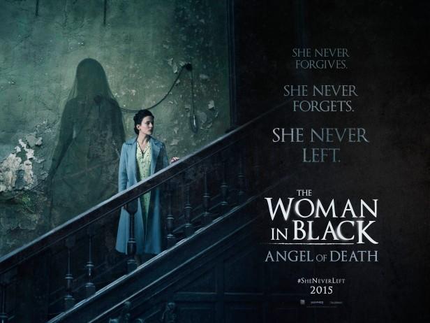Woman in Black - Angel of death teaser 2