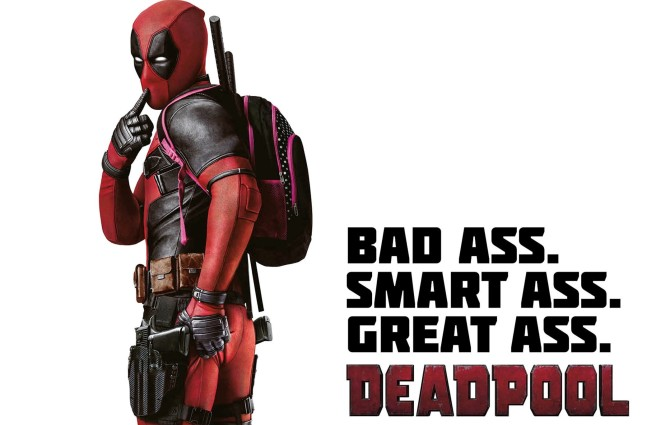 Deadpool International Quad