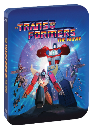 Transformers - The Movies - steelbook packshot_small